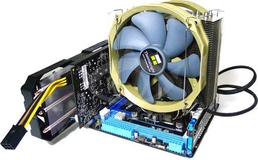 ASUS P8Z77-i Deluxe Mini-ITX Motherboard
