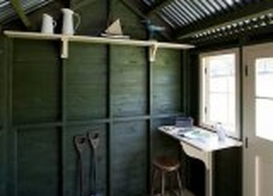 Steal This Look: English Writing Shed
