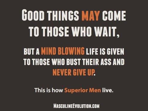 I Choose Mind Blowing FTW!