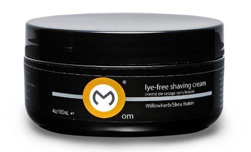 Style Profile: OM Lye-Free Shaving Cream - Uomo Modern Barber - Victoria Barber