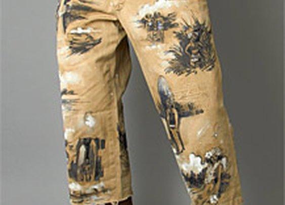 Kempt - Picasso's Beach Pants