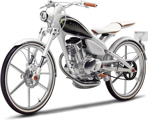 Yamaha Y125 Moegi Concept | Gear Patrol