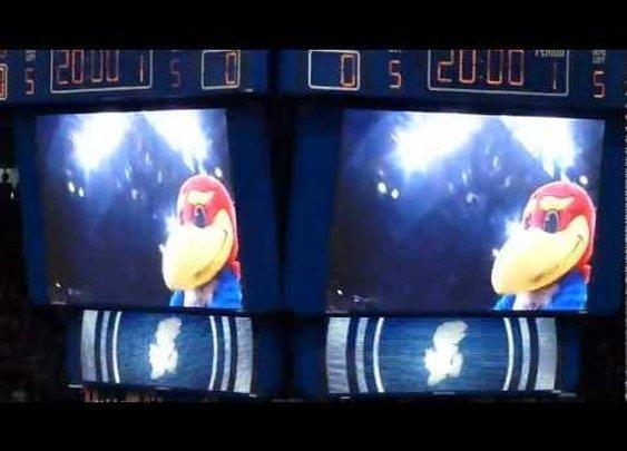 Kansas vs Missouri Intro Video 2012      - YouTube