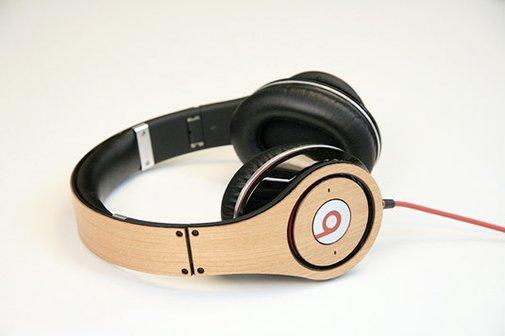 Lazerwood for Beats Studio Headphones
