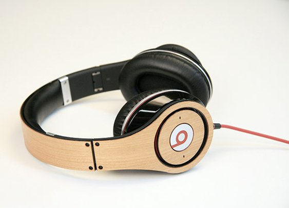Lazerwood for Beats Studio Headphones