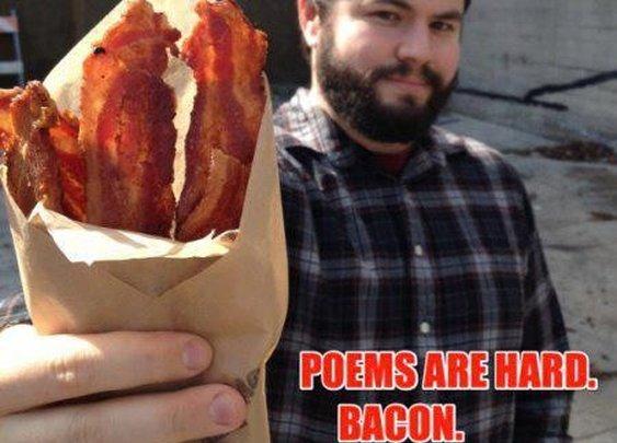 mmmmmm....bacon