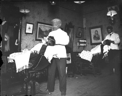 How and Why to Get a Straight Razor Shave   The Art of Manliness