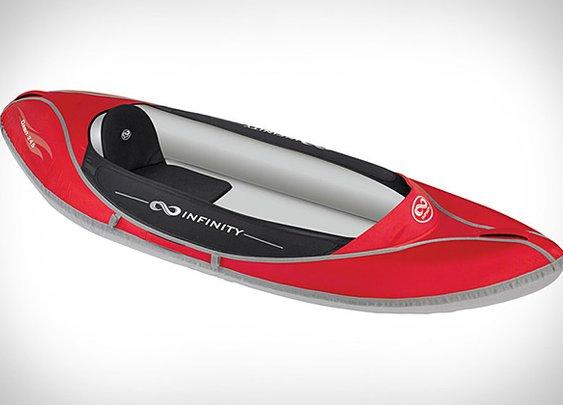 Infinity Inflatable Kayaks | Uncrate