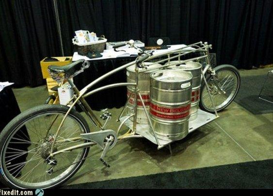 Keg Bike