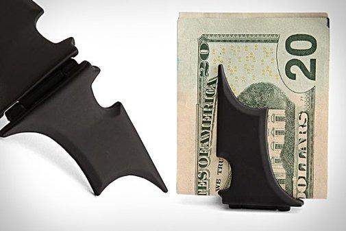 Batman Money Clip   Uncrate