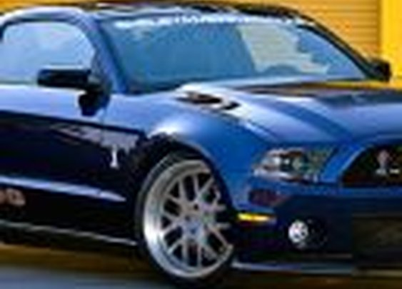 The 1,100 hp Shelby Mustang | Fox News