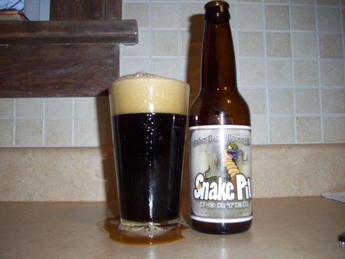 Oaken Barrel: Snake Pit Porter