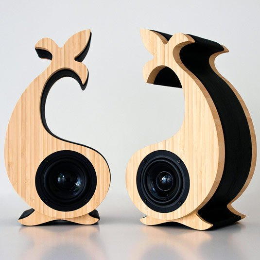 Paisley Natural Passive Speakers by Serene Audio