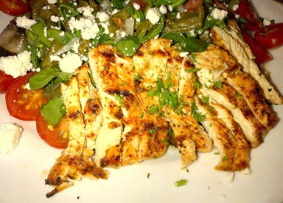 Talavera Coral Gables - Cactus Salad | Foodspotting