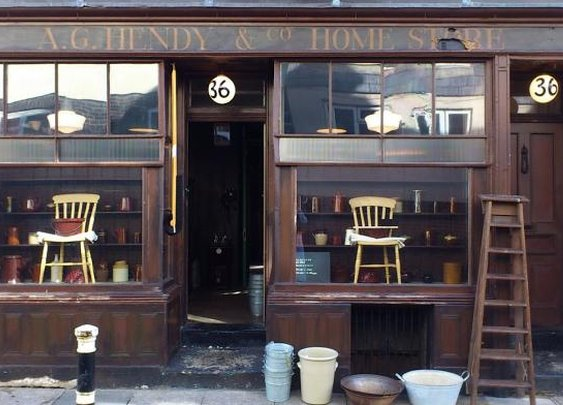 Hendy's Home Store in Hastings
