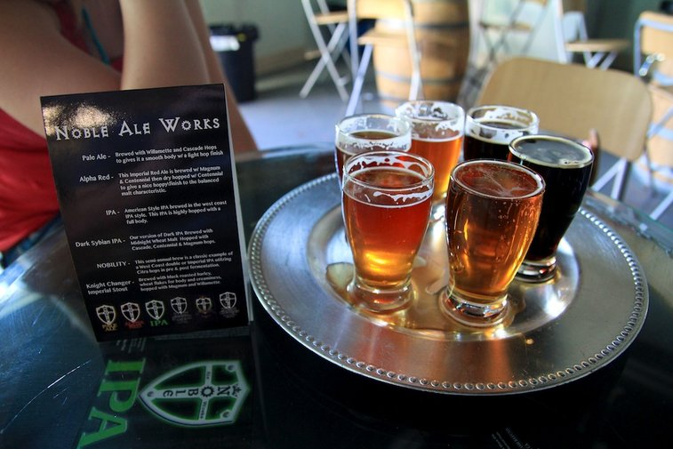 The Orange County Brewery Guide