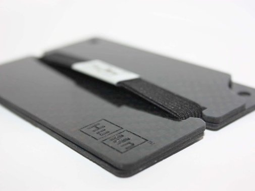 The HuMn Wallet - the best minimal RFID blocking wallet