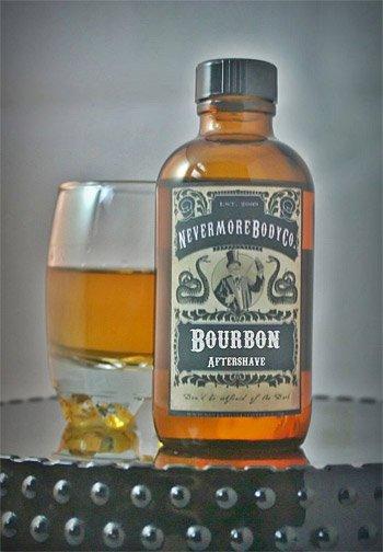 Bourbon Aftershave