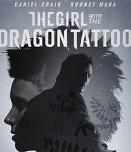 """Official """"The Girl With The Dragon Tattoo"""" DVD"""