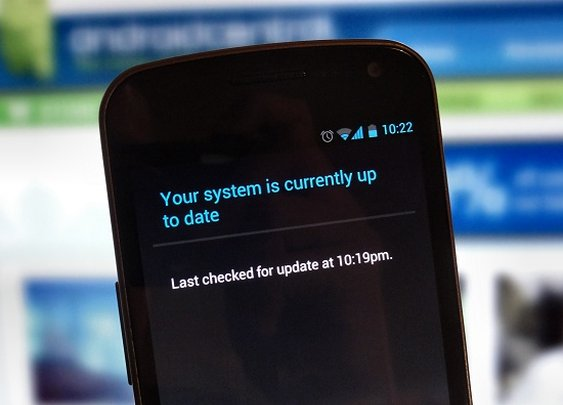 Google confirms Android 4.0.4 update on Xoom, GSM Nexus S and Galaxy Nexus | Android Central