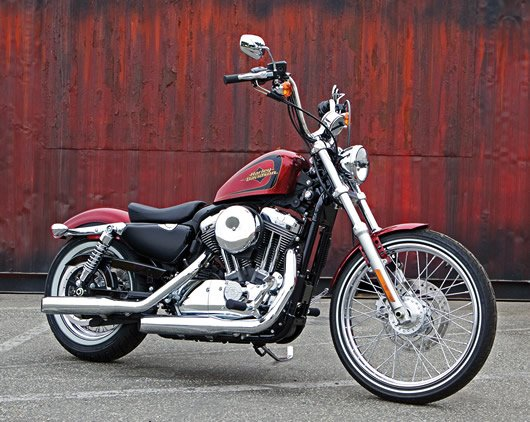 Harley-Davidson Seventy-Two – Back to the routes | grossinfo.com