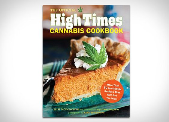 Hightimes Cannabis Cookbook