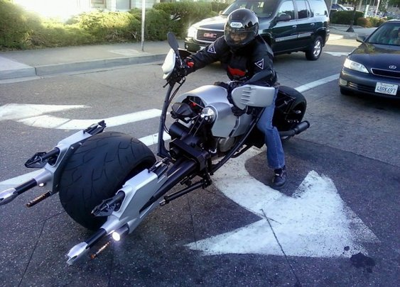 Best. Motorcycle. Ever. | WildAmmo.com