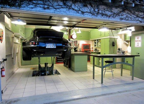 Sweet Garage