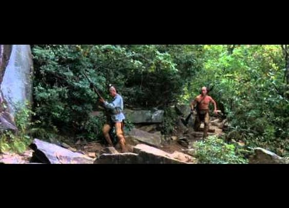 The Last of the Mohicans end      - YouTube