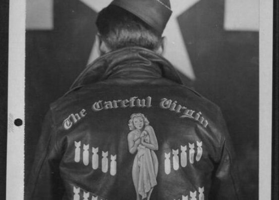 USAF Bomber Jackets from WWII