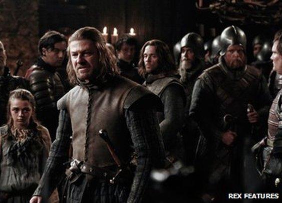 BBC News - Why are fantasy world accents British?
