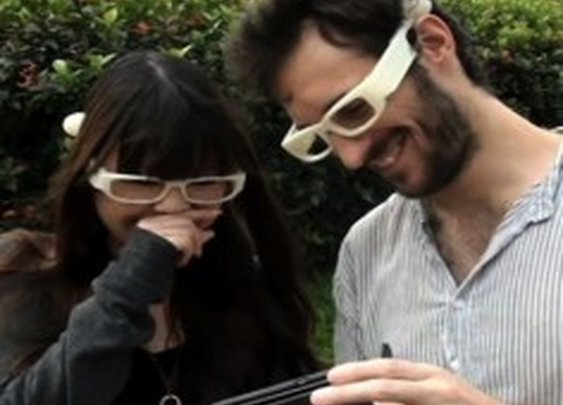 Glasses Fitted With Speakers & Scent Emitters Could Improve Your Social Life @PSFK