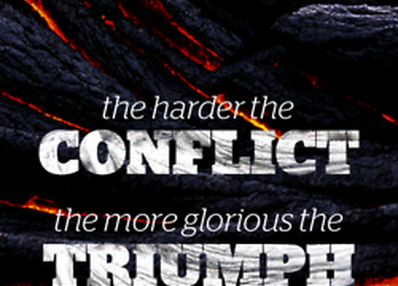 Nerdfit. - The harder the conflict, the more glorious the...