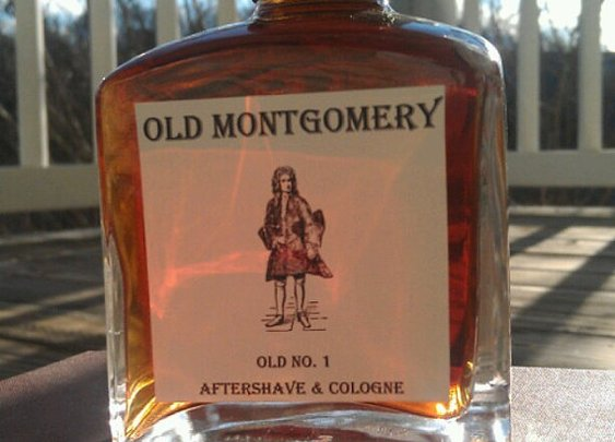 Old Montgomery Original Aftershave & Cologne / by oldmontgomeryco