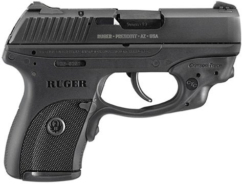 Ruger® LC9™ - A full power pocket gun.