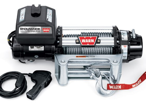 Warn Industries - Jeep, Truck & SUV Winches: Endurance 12.0