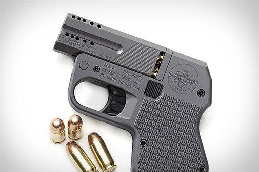 DoubleTap Tactical Pocket Pistol   Uncrate