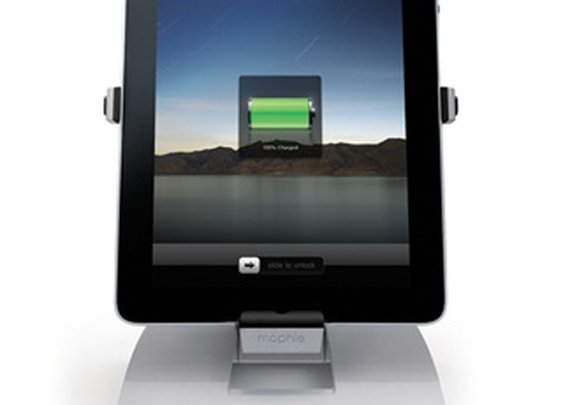 mophie® powerstand™ - All iPad models