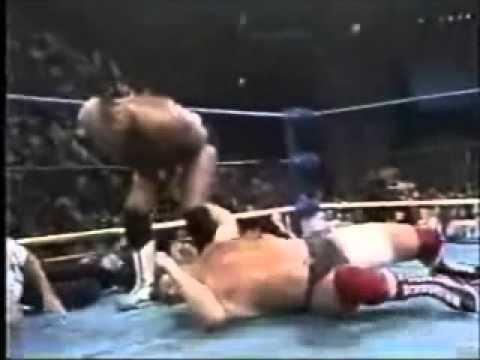 Steven Regal vs. Arn Anderson - WCW Superbrawl IV