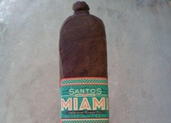 Jameson Cigar Company Santos de Miami - Tampa Bay Cigar | Examiner.com