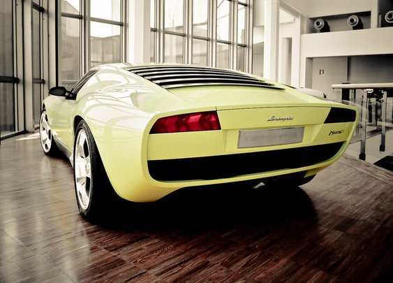 Lamborghini - What More is There to Say?