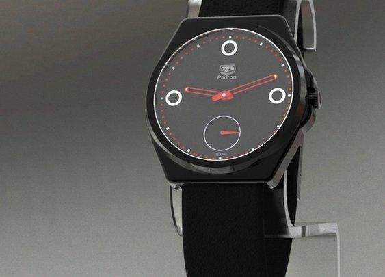 Vuelta: A Modern Mechanical Timepiece by Leo Padron — Kickstarter