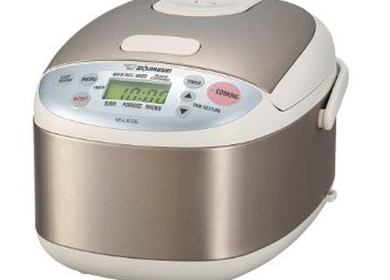 Zojirushi NS-LAC05XA Micom 3-Cup Rice Cooker and Warmer