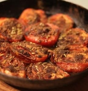 Simple Sensational Grilled Tomatoes