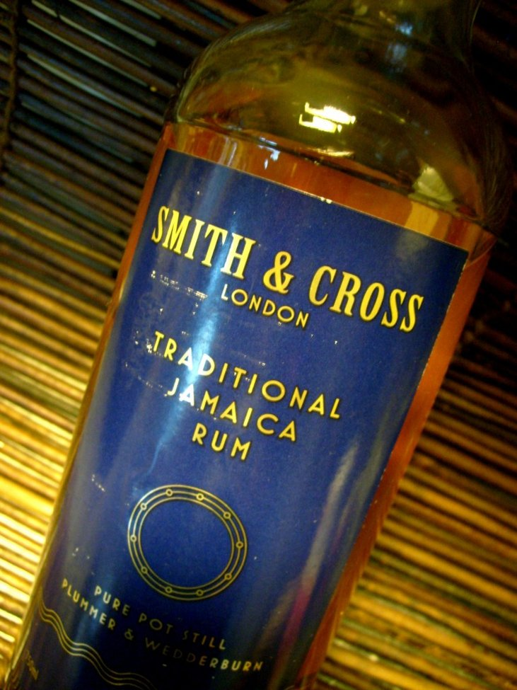 SMITH & CROSS JAMAICAN RUM | A Mountain Of Crushed Ice