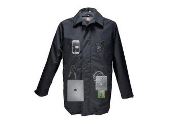 BlackCoat Classic Genius Travel Coat for the iPad