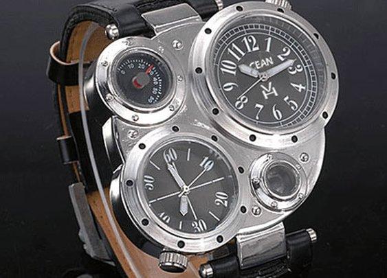 Vianney Halter launches the Antiqua Ocean   Monochrome Watches