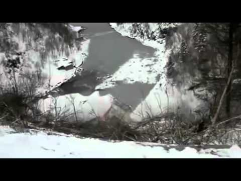 Tow Truck Accident In Northern Norway      - YouTube