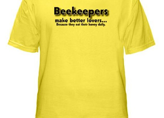Beekeepers make better lovers. T by beeholder- 24781000