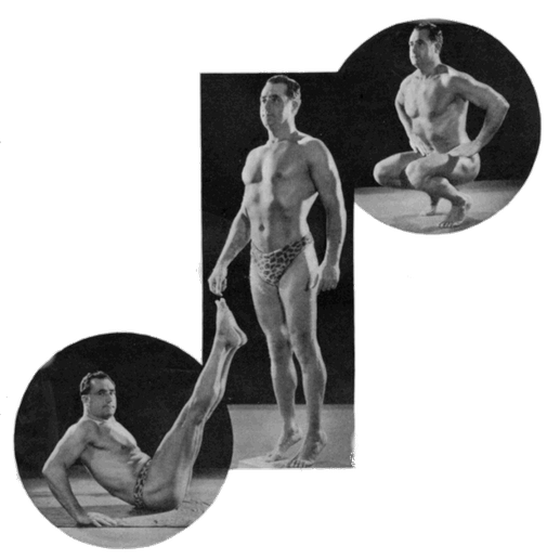 Charles Atlas 10 Minute Workout | The Art of Manliness